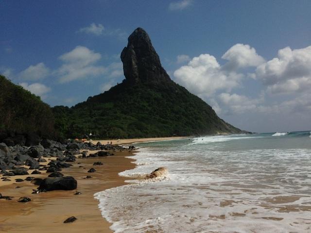 Vista da Praia da Conceição