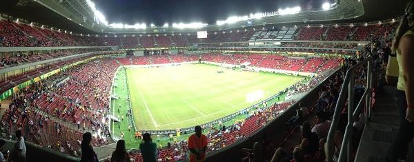 Arena Pernambuco é show!