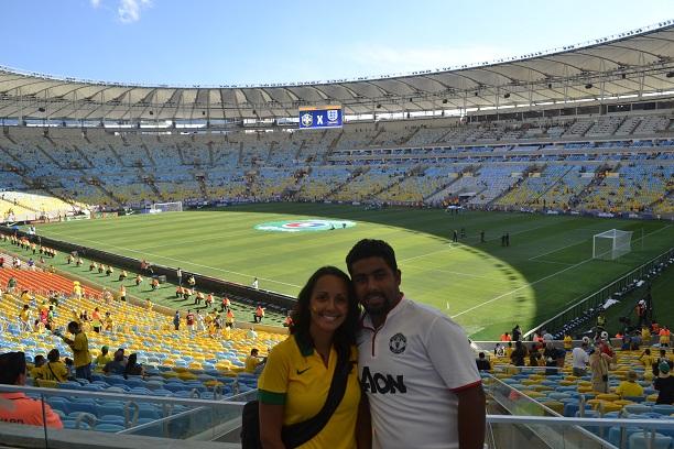 Maracanã ainda é o melhor estádio do Brasil