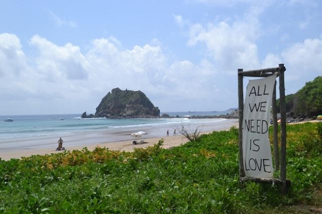 Esta é a Praia da Conceição, na Vila dos Remédios