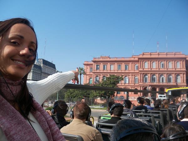 Casa Rosada - Buenos Aires, 2010