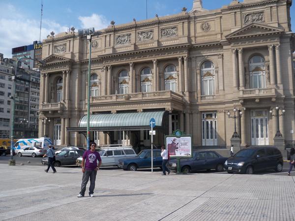 Teatro Colón - Buenos Aires, 2010