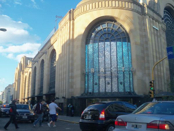 Shopping Abasto, Buenos Aires, 2010