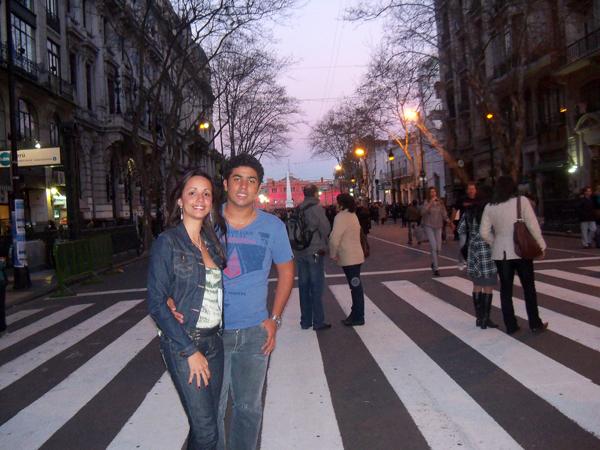 Av. de Mayo - Buenos Aires, 2010