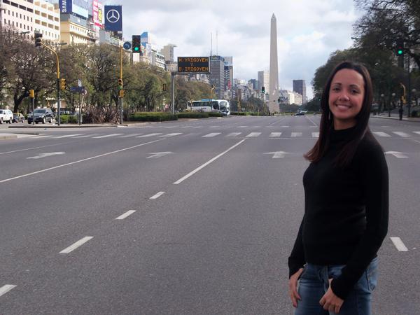 Obelisco - Buenos Aires, 2010