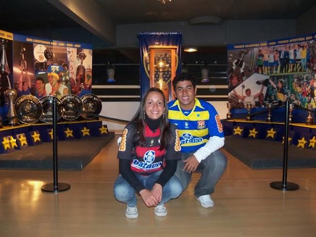 Mundiais, Libertadores e Argentinos: quanta taça!
