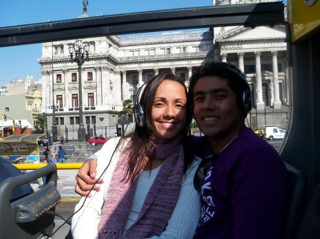 Passeio de ônibus em Buenos Aires é ótimo