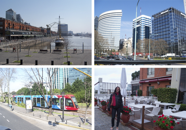Puerto Madero - Buenos Aires, 2010