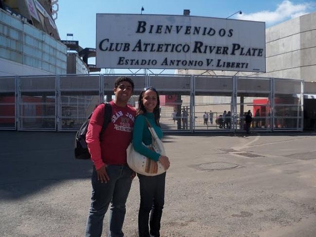 River Plate, River Plate! River Plate, River Plate!