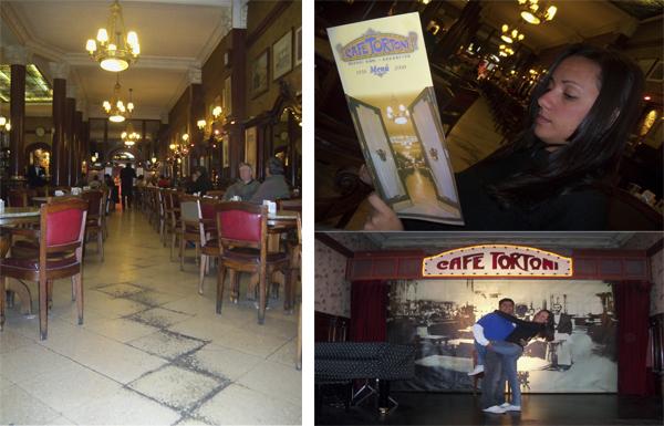Café Tortoni, Buenos Aires, 2010