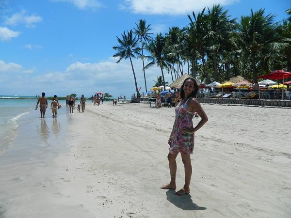 Sol à vista :) Praia dos Carneiros