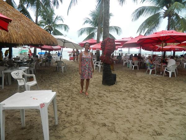 Restaurante Bora Bora - Praia dos Carneiros