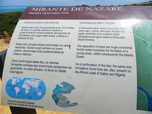 Mirante de Nazaré - Forte do Castelo do Mar