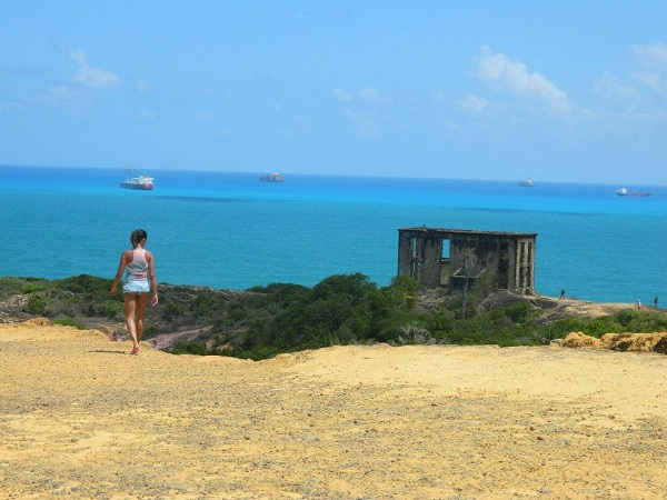 Forte do Castelo do Mar - Pernambuco