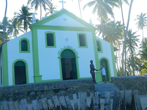 Igreja São Sebastião - é aqui que eu quero casar :)
