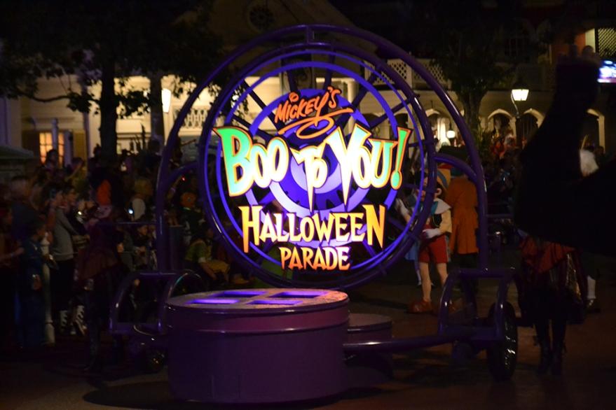 Mickey's Not So Scary Halloween Party