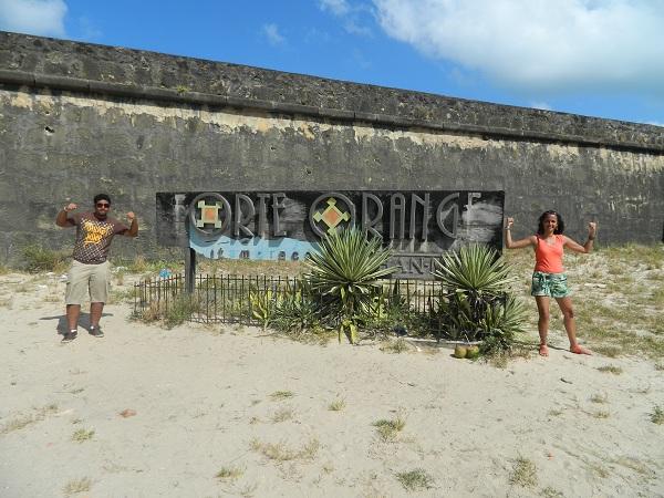 Os fortes nos Forte Orange rs