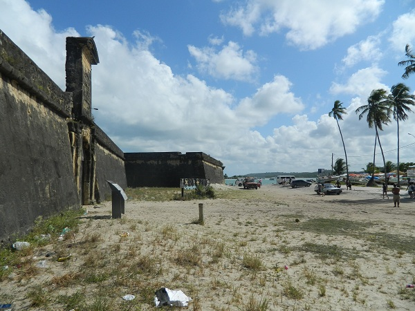 Forte Orange, Itamaracá - Pernambuco