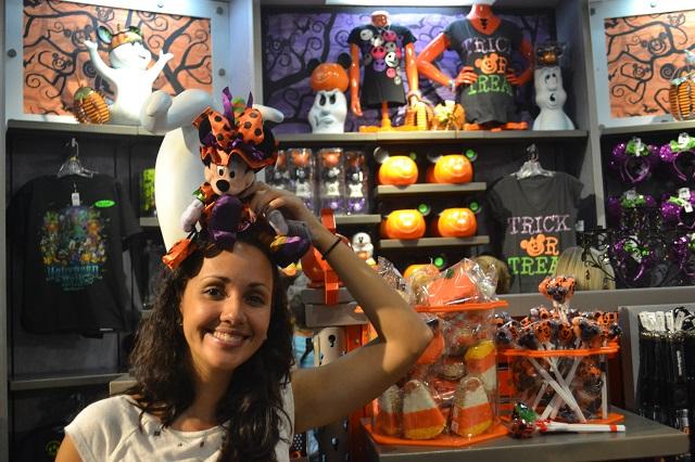 Loja da Disney tem muitos produtos exclusivos