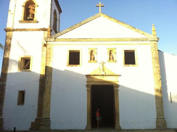 Igreja de São Cosme e Damião - Igarassú - PE