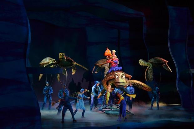 Show do Nemo é bem bonito