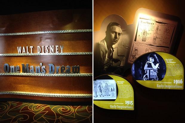 Museu conta história de Walt