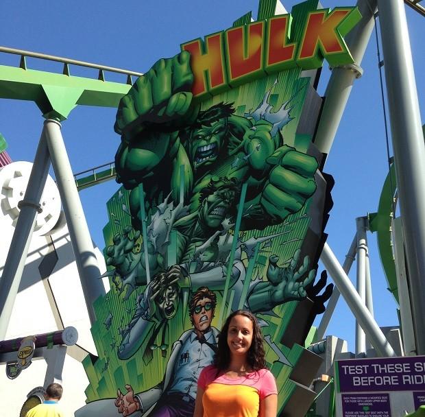 Fechamos indo ao Hulk de novo