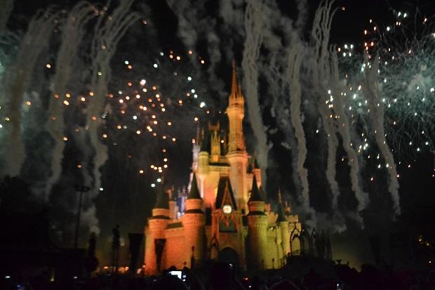 Até um dia, Magic Kingdom!