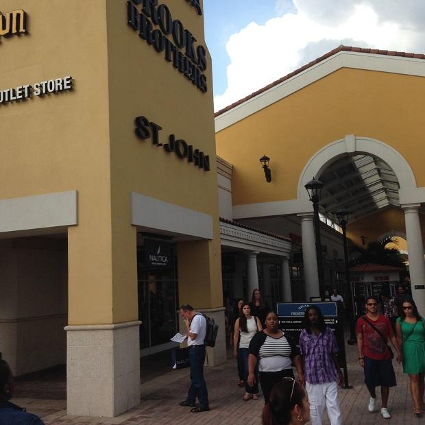 Esse é o Orlando Premium Outlets