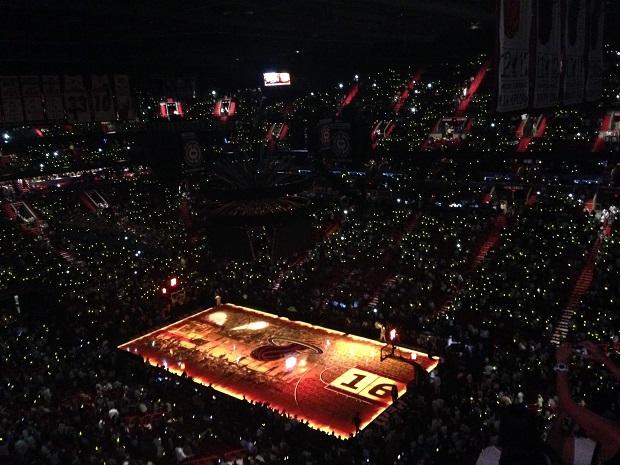 Que espetáculo foi a noite de abertura da NBA