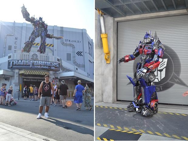 Transformers é incrível