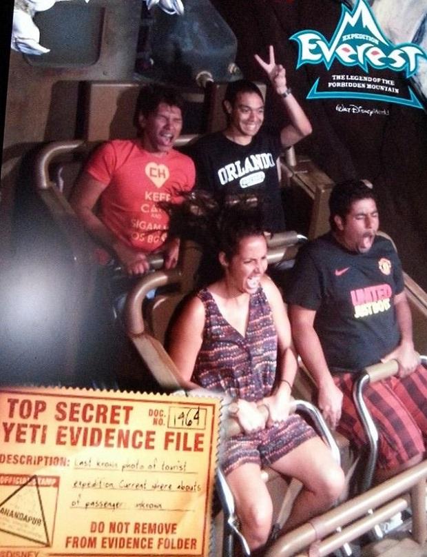 Montanha-russa do Everest é show!