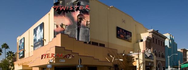 Twister é meio sem graça