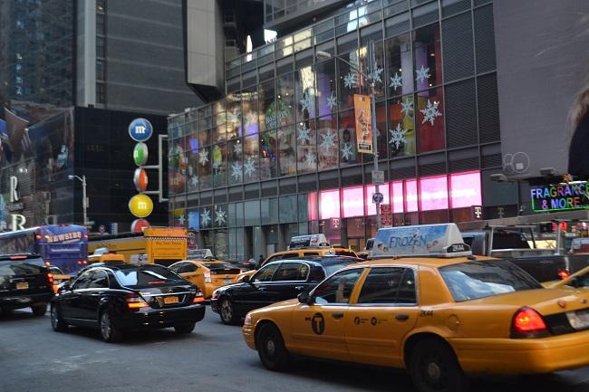 Nova Iorque é única