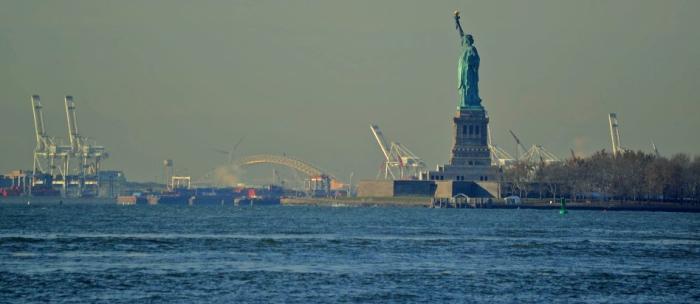 Estátua da Liberdade - O Tour Nosso De Cada Dia
