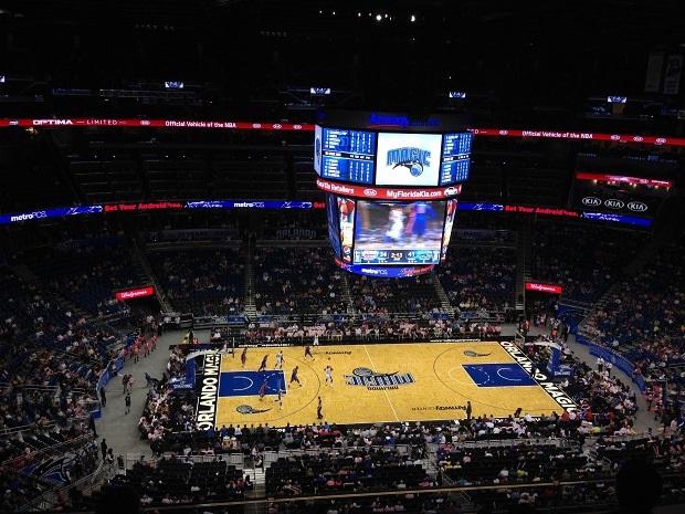 NBA é um espetáculo