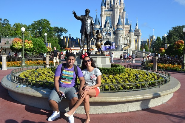 Magic Kingdom tem a magia Disney