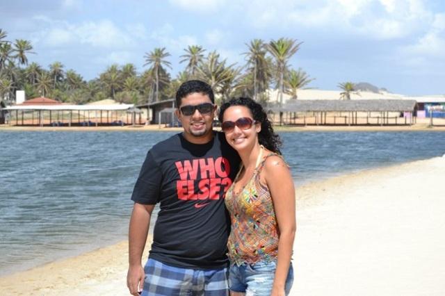 Off-road de Fortaleza pra Jeri é excelente