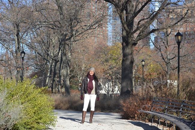 Outono em NY...