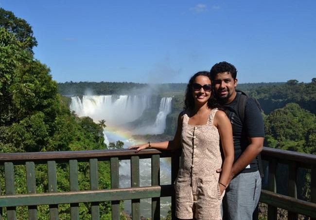 As incríveis Cataratas do Iguaçu