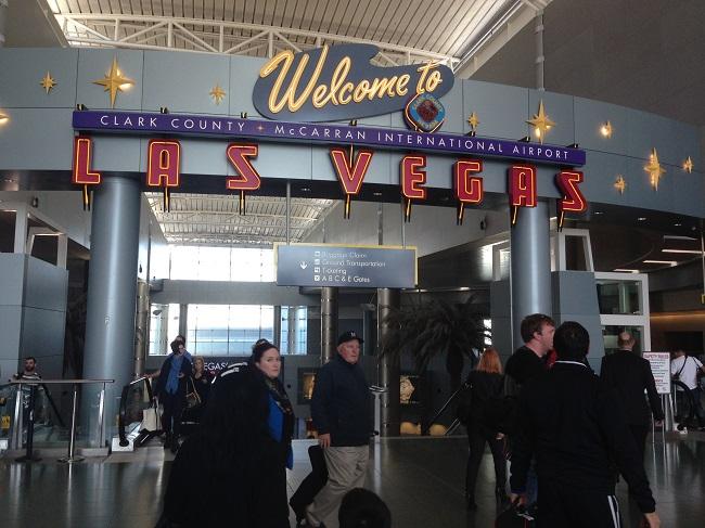 Aeroporto Internacional de Las Vegas