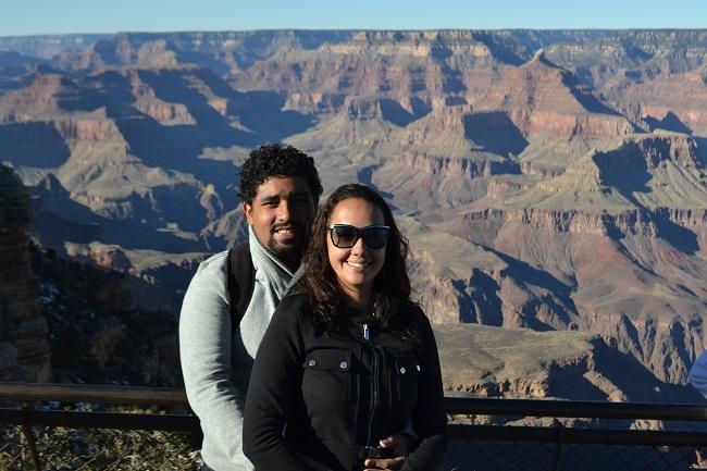 Lado Sul do Grand Canyon