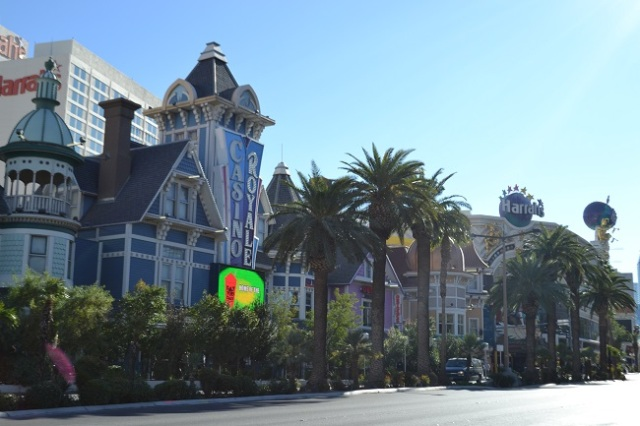 Uma das unidades da Tix4Tonight fica no Casino Royale