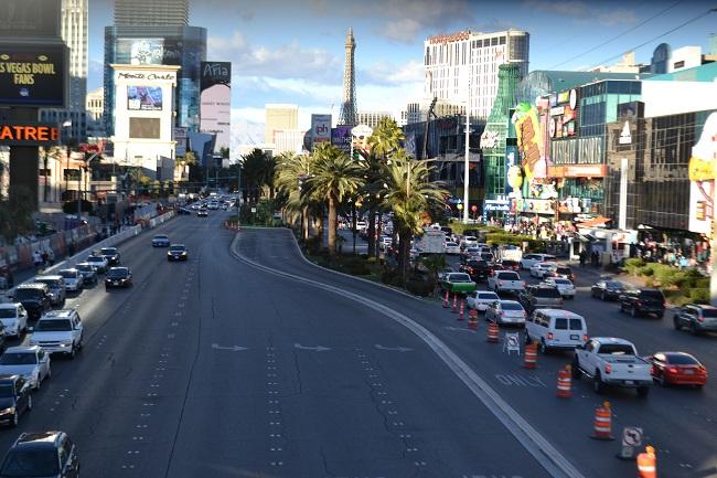 Strip, onde tudo acontece em Las Vegas