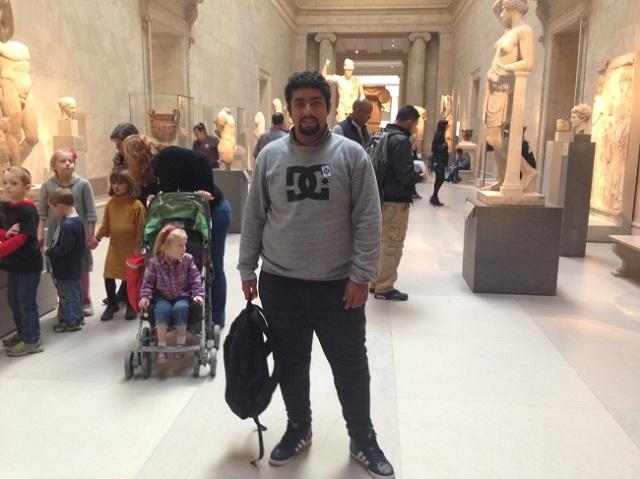 Galeria greco-romana no MET