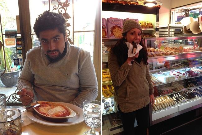 Comemos bem em Little Italy