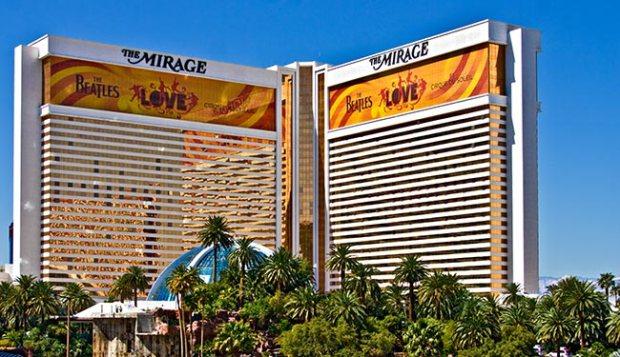Mirage tem Cirque de Soleil dos Beatles