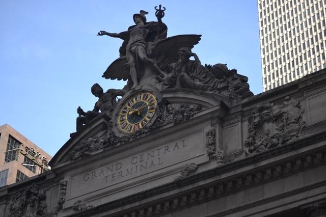 Fachada da Grand Central