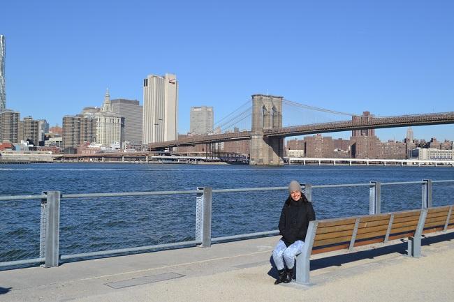 Visual da ponte