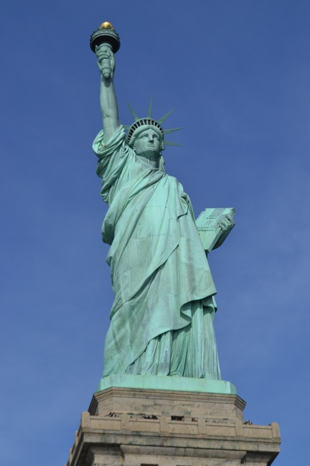 Maior símbolo de NY - e um dos maiores dos EUA.